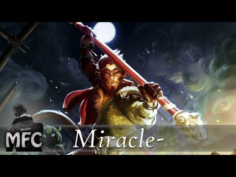 Miracle-, w33, zai, Saksa, EGM  --VS--  Dendi, Handsken, ThuG., SsaSpartan, Kefka  - Faceit League