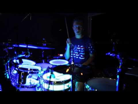 SANCTUARY DRUM COVER - FRENCH MONTANA COVER BY JUSTIN CHARNEY