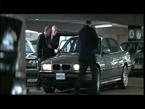 Điệp Viên 007 - Lái xe BMW bằng Ericcson