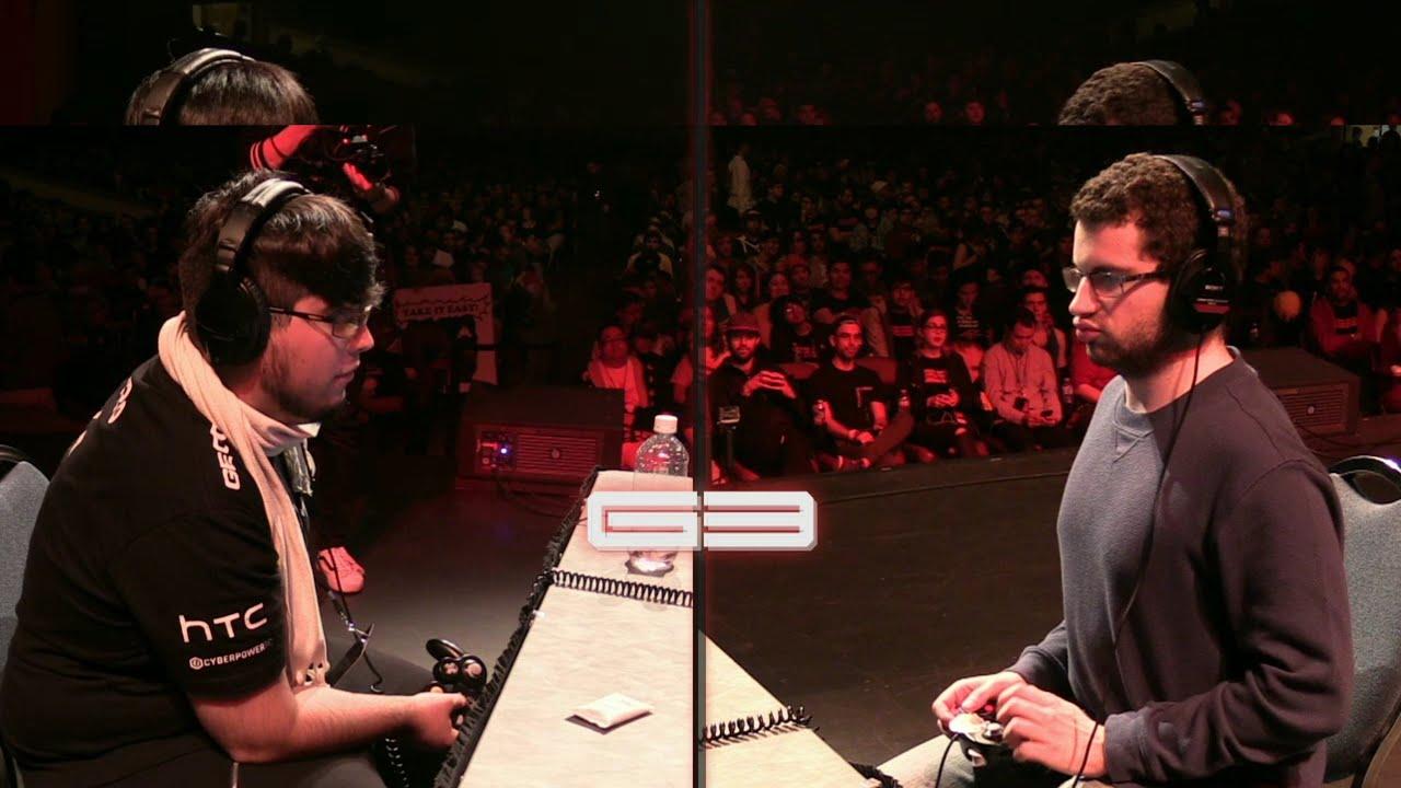 GENESIS 3 - TSM|ZeRo (Sheik) vs Dabuz (Rosalina) - Smash 4 - Grand Finals