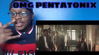 PENTATONIX - PERFECT  MUSIC VIDEO REACTION!!