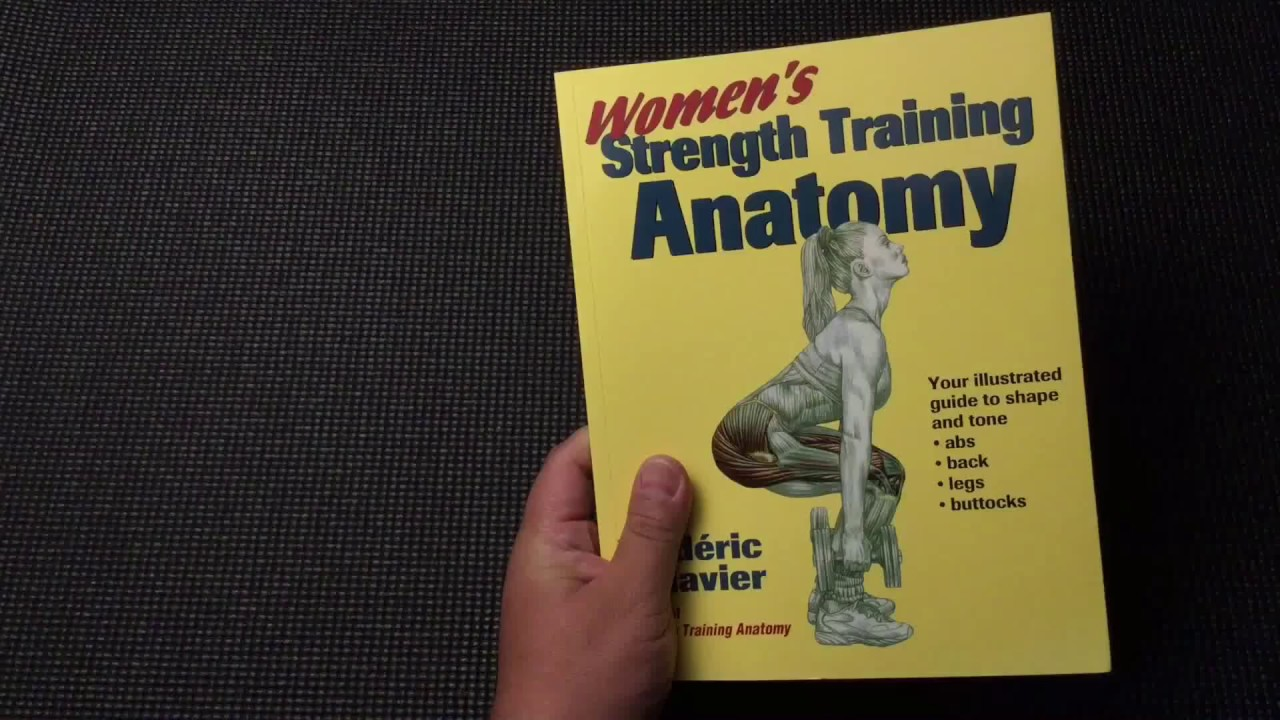 Women\'s Strength Training Anatomy - Frédéric Delavier - YouTube