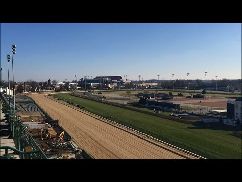 Millionaires Row - Home Of The Kentucky Derby At Churchill Downs  - Louisville Kentucky