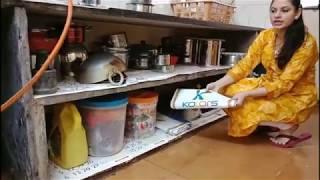 என்  சமையல் அறை // Basic and Simple Kitchen Organization //  Kitchen tour  - in tamil