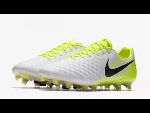 Футбольные бутсы Nike Magista Opus II FG 843813-107. Unboxing и обзор 331f9bd3e0f