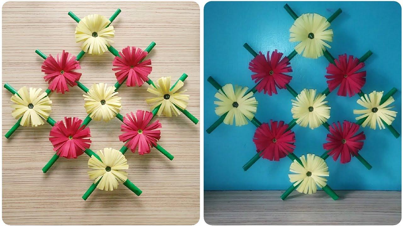 Paper decoration ideas | Wall decoration ideas DIY ...