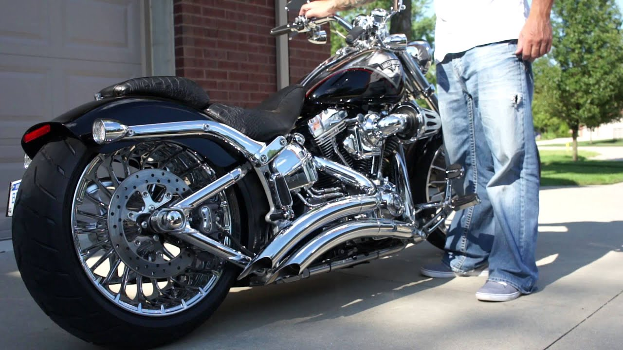 2013 Harley Davidson CVO Breakout