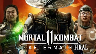 Mortal Kombat 11 -Afthermath Final