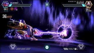 Galvatron Gameplay - Transformers: Forged to Fight