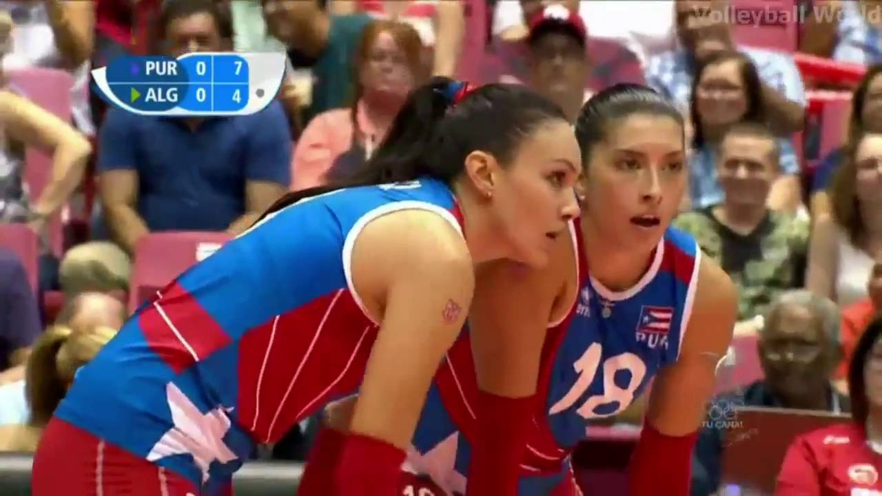 Download Puerto Rico vs Algeria   2016 Volleyball Womens World Olympic Qualification Full