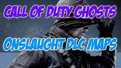 How To get Call of Duty Ghosts Map Pack Onslaught DLC For Free (CFW)