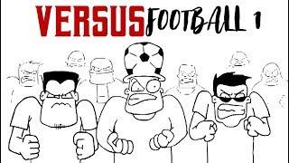 Versus — Football fans VS the judge