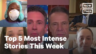 Top 5 Coronavirus News Stories This Week: 3/29/2020 | NowThis