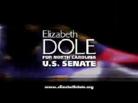 "Elizabeth Dole U.S. Senate 2002 ""Growing Up"""