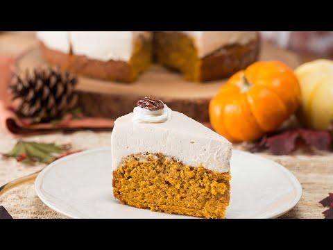 Nina Jackson - Thanksgiving Recipe: Pumpkin Bread-Bottom Cheesecake