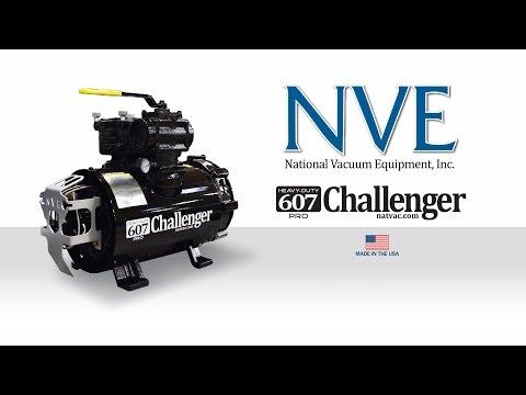 Challenger 607 Vacuum Pump By NVE