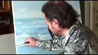 Уроки живописи для взрослых в Москве, Санкт-Петербурге, Киеве , художник Игорь Сахаров