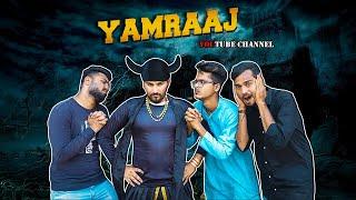 YAMRAJ YouTube Channel | Gujarati Comedy Video - Kaminey Frendzz