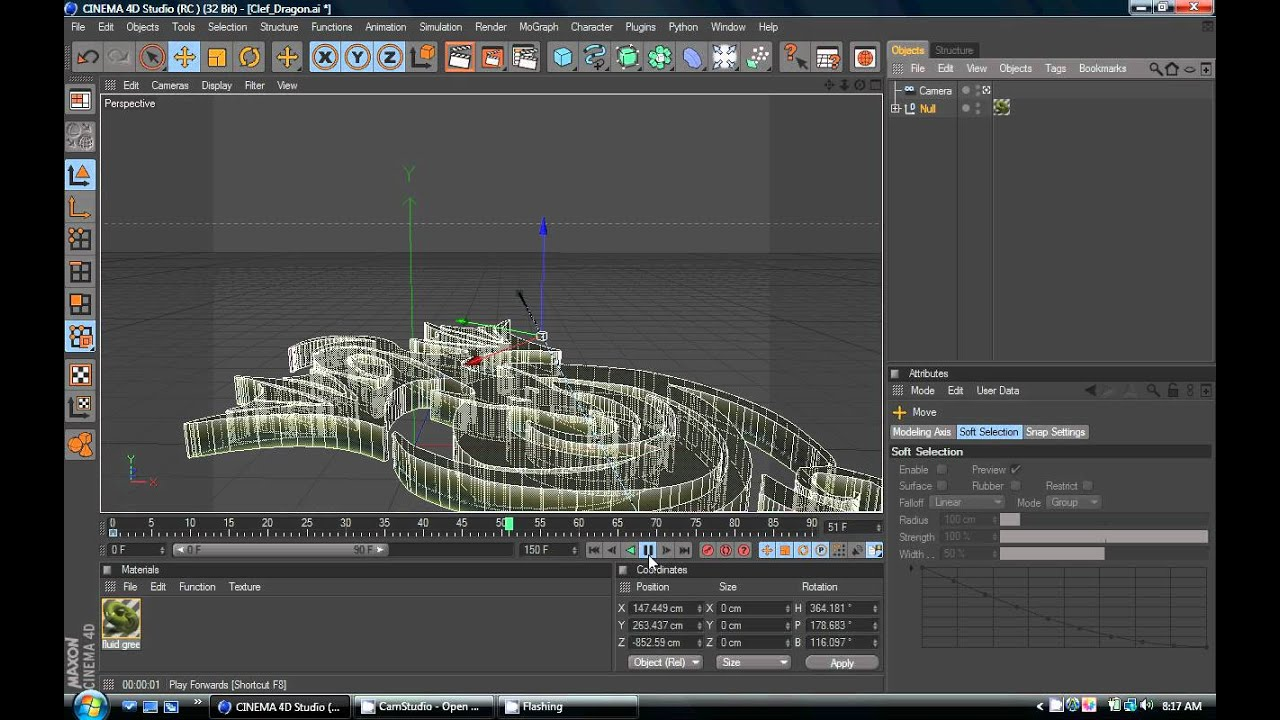 How To Animate Your Logo In Cinema 4d