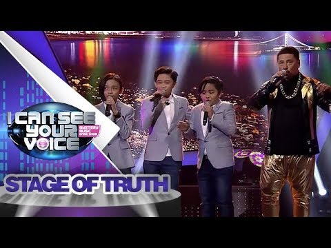 I Can See Your Voice PH: TNT Boys and Mel Me, Where Did I Go Wrong? | Stage Of Truth