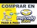 COMO COMPRAR POR MERCADO LIBRE - 2017