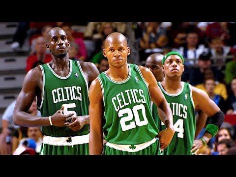 "Kevin Garnett Wants Former Celtics Teammate Ray Allen to Appear on ""Area 21"" | The Rich Eisen Show"
