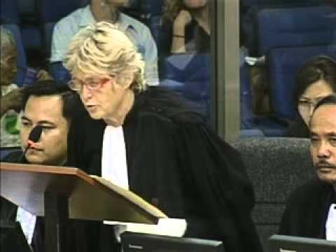 (Supreme Court Chamber Appeal Hearing in Case 001 | March 28, 2011 -- Part 9 French)