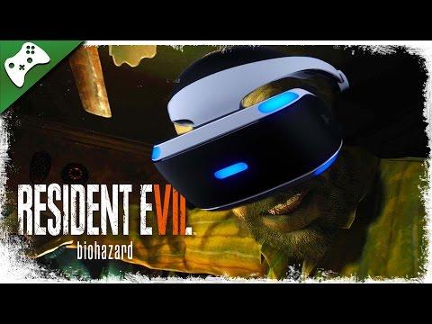 Resident Evil 7 PSVR - Разбор, хорошая концовка 🎮