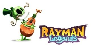 RAYMAN LEGENDS #7 - Fase Musical Fantasiado de Mario!