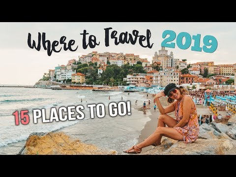 WHERE to TRAVEL in 2019: 15 PLACES TO GO!! Mp3