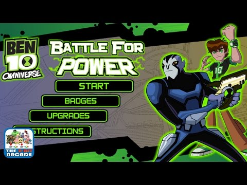 Ben 10 Omniverse: Battle For Power – Repair The Damaged Generators
