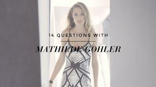 14 Questions with Mathilde Gøhler | Bubbleroom