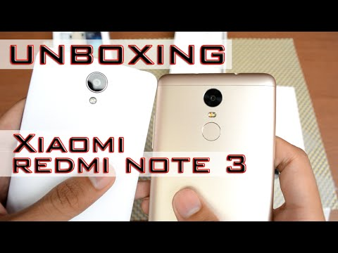 Unboxing Xiaomi Redmi Note 3 Indonesia (Juragan Tekno)