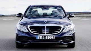 ► NEW 2014 Mercedes C-Class - The mini S-Class