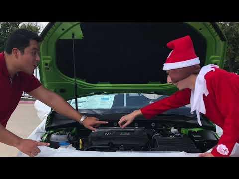 McKinney VW 2019 Viper Green Golf R