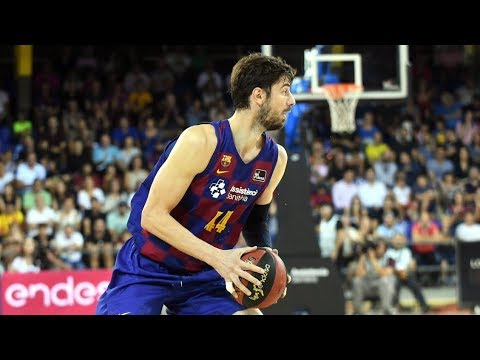 Ante Tomic Highlights 20 Pts Vs Unicaja Malaga 15.12.2019