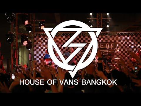 LOMOSONIC @ HOUSE OF VANS BANGKOK