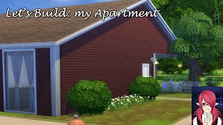 The Sims 4 Let's Build: My Apartment