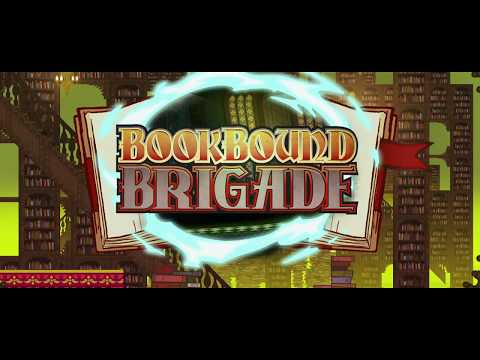 Bookbound Brigade - Announcement Trailer