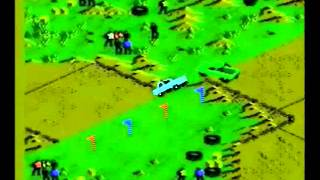 Jeremy and the Lime Popsicle Play Monster Truck Rally (NES) Part 3