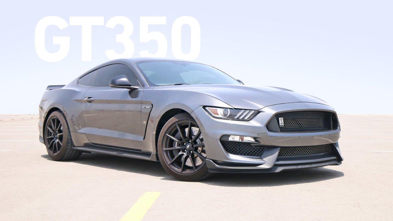 اقوى موستانج تنفس طبيعي يمكنك شراؤها - Mustang Shelby GT350