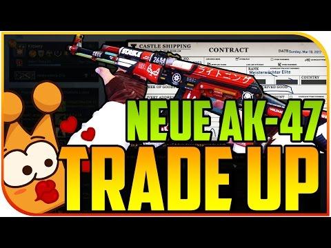 AK-47 Bloodsport M4A1-S Decimator TRADE UP und HEFTIGE 200$ COINFLIPS -  Spectrum Case Skins