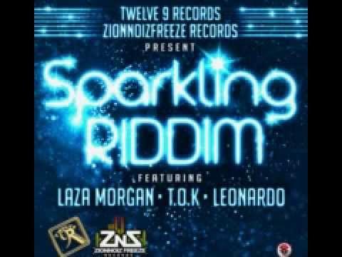 Sparkling Riddim Mix February 2013 {Twelve 9 Records & Zionnoiz Freeze Records}