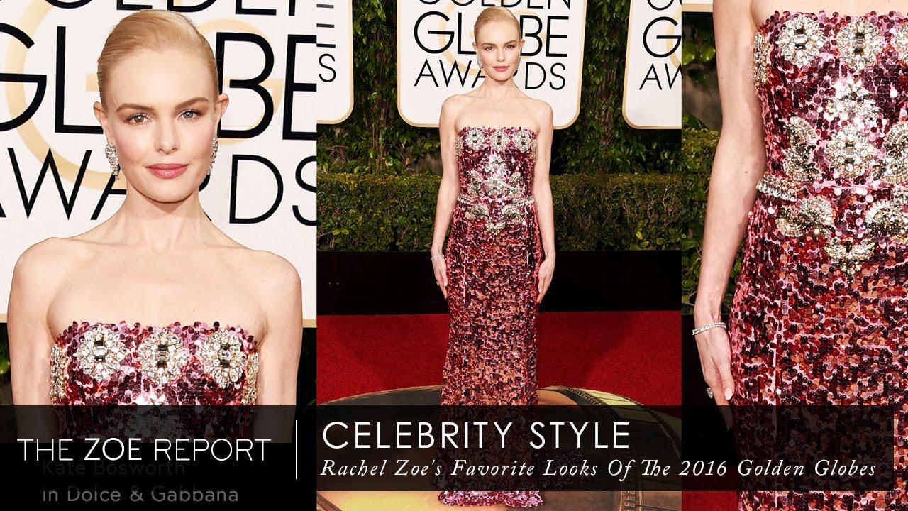 Rachel Zoe 39 S Favorite Looks Of The 2016 Golden Globes
