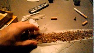 12 - Comment rouler un long joint