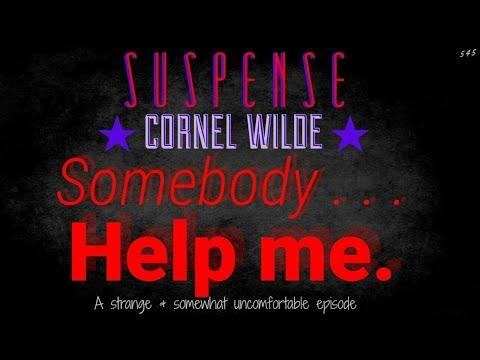 """CORNEL WILDE Is a real CREEP in """"Somebody, Help Me"""" • Uncomfortable SUSPENSE Episode"""