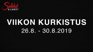 26.8.-30.8.2019 | Viikon kurkistus |Salatut elämät