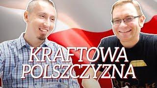 Kraftowa polszczyzna - rozmowa z dr. Łukaszem Szałkiewiczem z DobrySłownik.pl