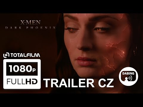 X-Men: Dark Phoenix (2019) nový CZ dabing HD trailer