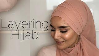 Layering Hijab Style I Occasional